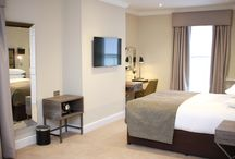 Oatlands Park Hotel / We are proud to present bespoke case goods we have created for this unique hotel in Surrey