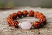 Rudraksha jewelry / www.pachamama.cz
