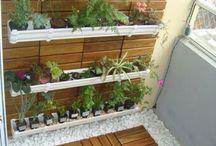 Bahce balkon