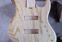 Guitars / Handmade guitars