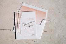 Engagement Party Inspiration / by Bella Figura Letterpress