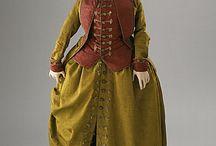 Clothes Design pre 1800  2 / by Stephanie Smith