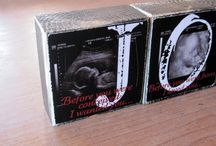 Dislaying of Ultrasound Pictures / Cute, fun ways to display ultrasound pictures for all to see
