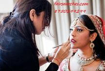 Beauty Parlours for Makeup in Noida