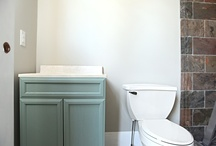 Guest Bathroom / by Maureen Schmelig