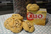 Pudding cholate cookies
