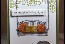 Porch Swing Cards