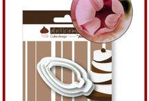 Attrezzi cake design / vendita on-line di prodotti per il cake disgn www.dolcefattoincasa.it
