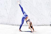 More Yoga poses