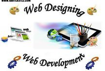 About web design and development in India