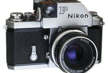 Nikon Classics / We use Nikon digital cameras in our Real Estate business.  From this we gained and interest in collecting classic Nikon cameras