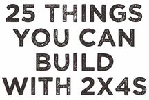 Things to build