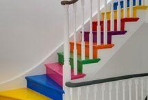 Stairs, Doors, Windows
