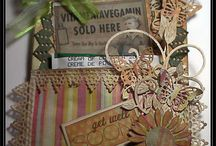 Altered Paper Bags / by Jacqueline Chimes