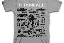 Titanfall Merchandise / Here is out official range of Titanfall merchandise