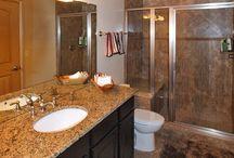 Basement Bedrooms & Bathrooms