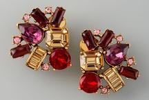 JewelMint Regal Cluster Earrings