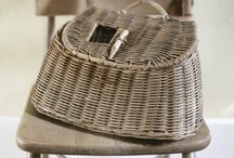 Dolls House Inspirations : Baskets and Wickerwork