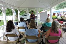 Container Gardening Classes and Workshops / Held by Cathy Testa and Invited Guests Artist in Broad Brook, East Windsor, Enfield, Vernon, South Windsor, Windsor Locks and surrounding areas of these towns in Connecticut.
