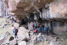 Caves of the Drakensberg