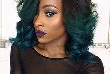 Mermaid Hair / Try
