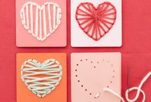 Valentine's Day Crafts/Ideas