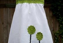 crochet girls