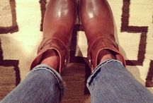 Walk the Line / Shoes, shoes, shoes, Lucky's and vintage / by Lucky Brand