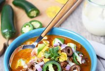 PALEO Soup Ideas / by Barbara Charles