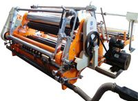 Slitter Rewinder Machines / Manufacturer of Slitting Rewinding Machines, Slitter and Rewinder Machines for Roll, Foil, Drum Type, Paper, Film, Tape, Flexible Packaging, Converting Machines Slitting Rewinding Machines from Ahmedabad, Gujarat, India.