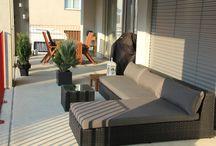 Mieszkanie - Balkon