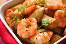 海老のレシピ