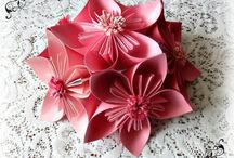 My flowers / Handmade flowers and decorations