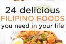 Everything Pinoy / Even though I'm not a filipina but my fascination with the country the people and the food has remained ever since I watched my first pinoy drama