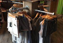 display garment