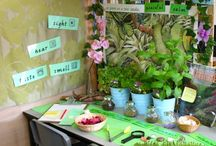 Decoration of Kindergarten :-)