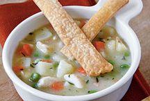 Soup Recipes / by Susan Grayson