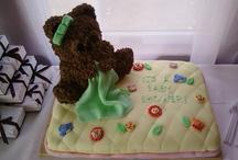 Cakes I have done :) / by Amanda Seeland