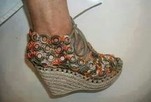 capelladas zapatos-crochet