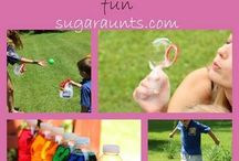 Great ideas / Creative ideas for moms, parents, families, and other great ideas found from Pinterest!