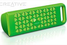 Creative MUVO 10 / Przenośny głośnik bezprzewodowy z technologią NFC