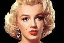 marilyn monroe hairstyle and makeup
