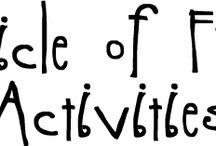 Faith in God / Activity ideas for F.I.G nights