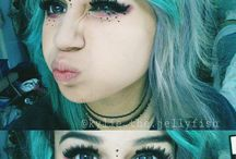 Maquillaje Chick