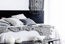 interiors: bedroom inspo / Beautiful bedrooms and interior design inspiration