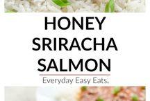 Savory Salmon Recipes