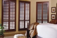 Beautiful Shutter Blinds Inspiration / A few images we absolutely LOVE and are inspired by!
