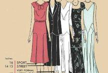 Fashions 1930s
