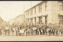 WWI and Camp Zachary Taylor, Louisville, Ky.