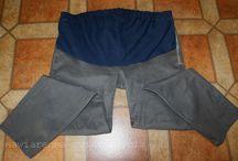 Ciążowe spodnie